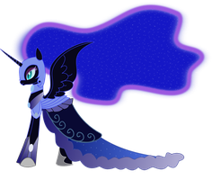 All hail the Queen of the Night by Senwyn1