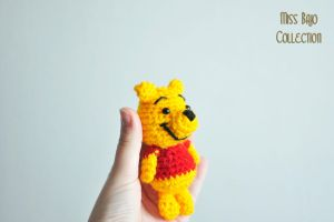 Winnie The Pooh by MissBajoCollection