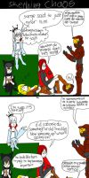 RvB/RWBY:lost in Translation by sketchingchaos