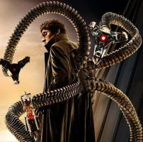 doctor octopus in ultimate marvel vs capcom 3 by CapcomGuy