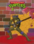 Donatello by ShinMusashi44