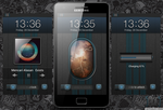 miui lockscreen [senses HD] by raika20