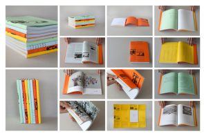 exhibition catalog by lisashocket