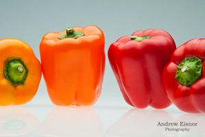 Peppers by AEisnor
