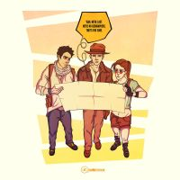 They're No Geographers by Bluemutantfreak