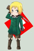 APH: Chibi Switzerland by ayochan