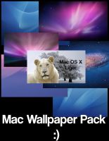 Mac Wallpaper Pack by djtransformer01