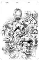 Iron Age Alpha cover by sjsegovia