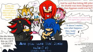 Are you sure that Sonic rules? by Darkeur