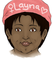 Baby Layna by watermelonseeds