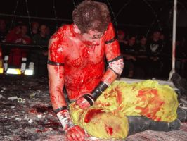 'Sick' Nick Mondo - by -czw-hatred-
