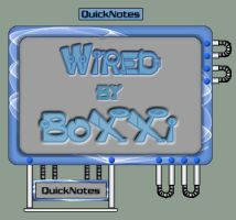 Wired Notes by boxxi