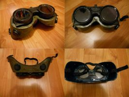 Dr. Horrible's Goggles by Sketch-Zap