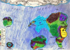 The planet Nummorro as of 2004/2005 by FnrrfYgmSchnish