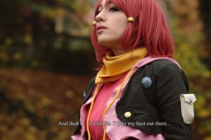 Rose Tales of Zestiria cosplay by Giacchan