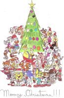 We wish you a Merry Christmas by dudiho