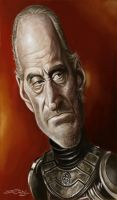 TYWIN LANNISTER by JaumeCullell