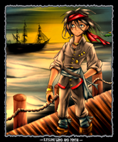 Pillaging and Plundering by Nintai-oni