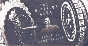 The Imitation Game by crilleb50