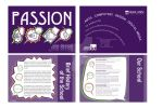 Journal Book -Passion by jasaholic