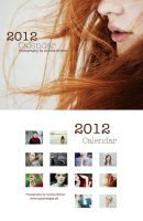 Calendar 2012 by quadratiges