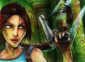 Tomb Raider by GuiltyOne