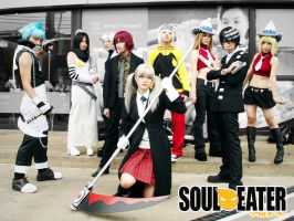 SOUL EATER by nyappy-p