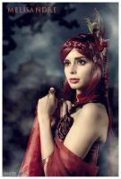 Melisandre de Asshai by ThelemaTherion