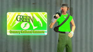 Team Fortress 2 - GREEN Team by labet1001