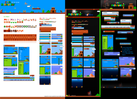 Super_Mario_IME_Skins by dstyler