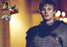 Arthur Pendragon - future king by cara-bailey-ilu