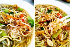 Malaysia SG Hokkien Noodle by VEGAN-LOVE