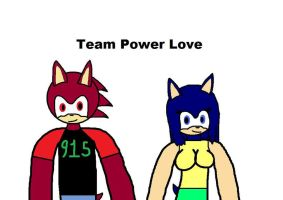 Team Power Love by blackevil915