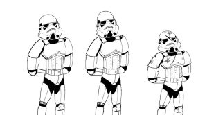 The Dedication of Stormtroopers by freeman2600