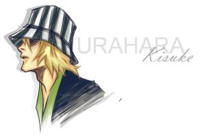 Bleach. URAHARA by Kaywaii-T