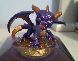 Elite Spyro (Out of case) by sapphire3690