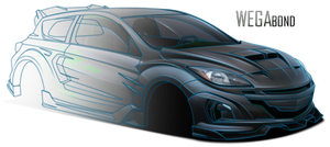 Mazda MPS by wegabond