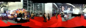 GMI NYCC '12 after closing time by Viperas