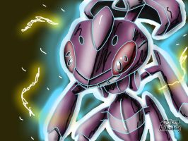 Genesect by 29steph5
