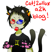Cat Sollux blog now ready! by starkat107