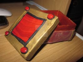 The Ruby Box by tessasglory