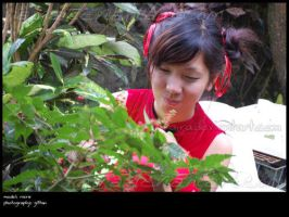 Pucca's Strawberry Garden by G3Tan