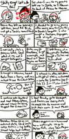 Nikky's Ruby Nuzlocke Recap (Pages 1-50) by NikkyDash