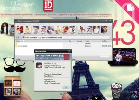 Tema Para Winrar One Direction by SwaggerNialler