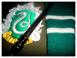 Slytherin Pride o.ov by prichan