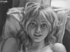 Irene Study by the-b3ing