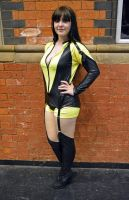 Silk Spectre Cosplay (3) by masimage
