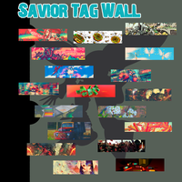 Tag Wall by Kukusio
