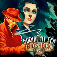 Bioshock Infinite Burial at Sea Logo by griddark