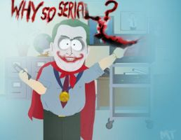 why so serial? by arseniic
